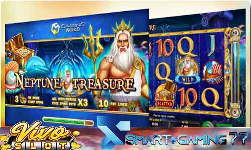 Ulasan Slot Neptune Treasure Vivoslot Gaming