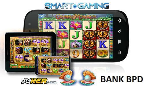 Daftar Slot Bank Bpd